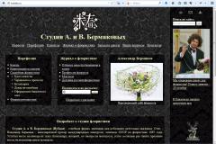 Сайт студии Бермяковых